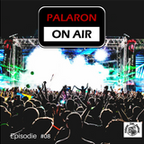 Podcast Palaron ON AIR #08 Dj Alex T.