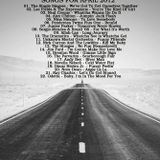 SONGS FOR APRIL 2012 (PART 1)