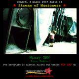Stream of Musicness 03/03/17.Aurora ci parla del rapp tra musica e danza.Ospite Dj Wizzy Teknowoodoo