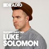 Defected In The House Radio 20.5.13 - Guest Mix Luke Solomon