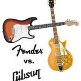 Guitars That Conquered The World 1