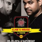 Mr. V @ Ejoe's House - Club Air | Tokyo, Japan - May 31st 2014