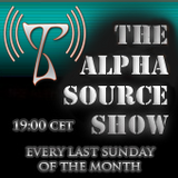 Alpha Source Show 0212 - Sectio Aurea - Demoniac Insomniac