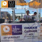 Warm Up Set Beachboom DJ Contest 07.06.2015 by Leonardo del Mar