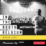 In The Booth Belgium - Maxim Lany