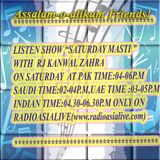 **Saturday Masti with Rj Kanwal (Month September partb)