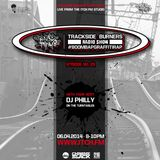 DJ Philly - Trackside Burners 29 - ITCH FM (06-APR-2014)