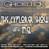 The Explorer Show (004) - Sept 28th 2014