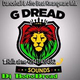 Dancehall & Afro A Beat Mix (1) 2018
