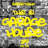 This Is GARAGE HOUSE #9 - September 2018