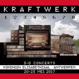 "Kraftwerk 3D The Catalogue 8  ""Tour de France"" @ Koningin Elisabethzaal (Antwerpen-BE) - 23 May 2017"