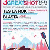 Paul Zgordan - DJ Set @Bumbaclart Festival 2012
