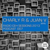CEH Podcast 007 - CHARLY R & JUAN V (B2B)