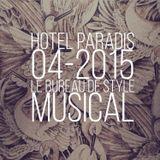 HOTEL PARADIS # 0415