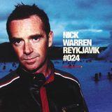 Global Underground 024: Nick Warren-Reykjavik cd1