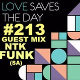 Love saves the day (hosted by wez Champion Australia) Guest mix Ntk Funk