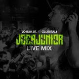JOERJUNIOR Live Mix at Club Bali (2017.01.07.)