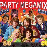 PARTY MEGAMIX 70' & 80' by D.J.Jeep