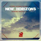 Slowly Man Sound - New Horizons Vol. 4 (Oct, Nov, Dec)