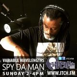 15th July 2018 #VariableWavelengths #ItchFM #SuperSunday 14:00-16:00