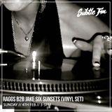 RAGGS B2B JAKE SIX SUNSETS - SUBTLE FM - 2 Hours of Bass - 4 Feb 2018