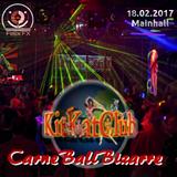 Live-Set 1@CarneBallBizarre im KitKatClub am 18.02.2017 (Mainhall)