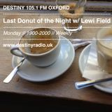 Last Donut of the Night - 11th April 2016