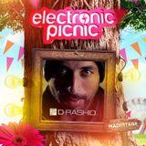 D-Rashid Ft. Mc Marboo Live @Electronic Picnic 2015 Mainstage (17.30-18.30)