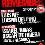 Luis Mf & Luismi Delpino @ Family Club (Remember 21.01.2012) part 2