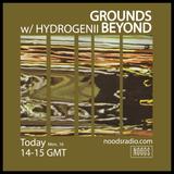 Grounds Beyond 2018/4/16 /w Hydrogenii