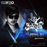 LIVE-REC : Flash Finger feat. Reverse Prime DJ Live @ Elektro, Taipei, Taiwan, April, 1, 2016