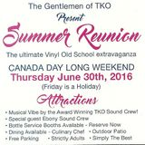 T.K.O. SUMMER REUNION 2016