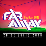 FORMATB @ Far Away Festival 2016 - Lima, Perú 28-07-2016