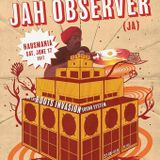 SOUNDTAPE: The mighty JAH OBSERVER @ Hausmania (Oslo, Norway) 2017-06-17