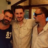 Wolf Muller, Mark Barrott & Pete Gooding (Live at Hostal La Torre 17.08.16)