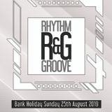Team Shellinz Presents Rhythm & Groove Sunday Bank Holiday 25th Aug @ Barca Castlefield Mcr 2019
