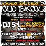 Mark T - Live at Hypercore Swindon 21-02-2009