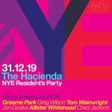 Hacienda New Years Eve Party 2019