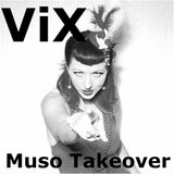 Muso Takeover: Vix from Fuzzbox (18/12/2015)