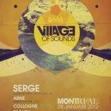 Pilsner @ VOS with Serge 28.01.2012