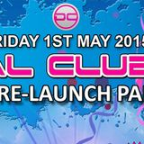 Digital-Clubberz The Re-Launch Promo Mix Mixed By DJ Brady