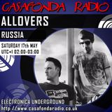 ALLOVERS // RUSSIA // TALL HOUSE SHOWCASE 17-05-2014 02:00
