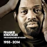 FRANKIE KNUCKLES live at planet, roma italy 11.08.1995