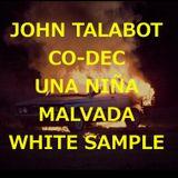 CAMPO ELÉCTRICO // JOHN TALABOT+ CO-DEC+ UNA NIÑA MALVADA+ WHITE SAMPLE ( LIVE CAFÉ CON CABLES Nª 4)