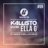 Kallisto DNB Show #9 -  ELLA G GUESTMIX - 05.11.2015