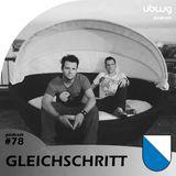 Podcast 078 - Gleichschritt (ZH) - ubwg.ch