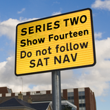 This is another Show Fourteen - Sorry for the Inconvenience