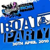 THE BIDIOTS - LIVE ON THE BOAT - ALLIANCE LAUNCH PARTY 30/04/2010