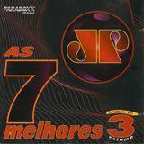 CD AS 7 MELHORES VOL. 3 BY MARCIO OLIVEIRA