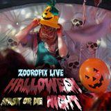 Zooropix @ Halloween Night - Mask or die 2011